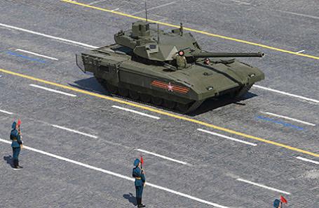 Танк Т-14 «Армата».