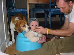 A family dinner