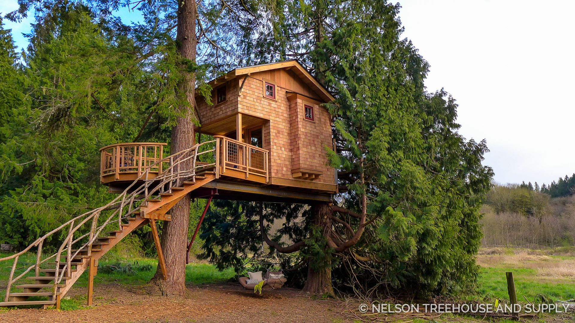 Treehouse Resort and Spa  Swenson Say Fagt