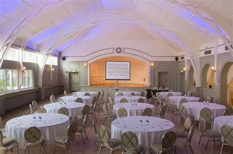 Birmingham Botanical Gardens Corporate Events