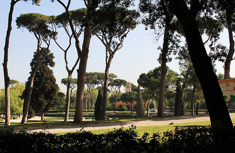 File:Vila Borghese Rome 2011 7.jpg