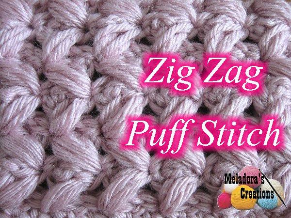 Zig Zag Puff Stitch 600 WM