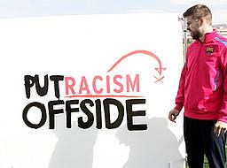 La campanya contra el racisme