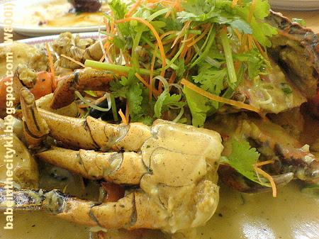 DF - Creamy Crabs