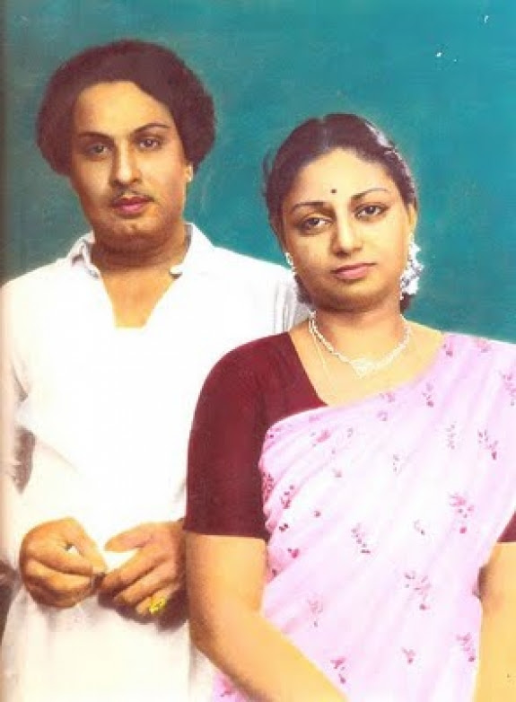 Image result for MGR with his wife