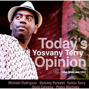 Yosvany Terry  - Today's Opinion  cover