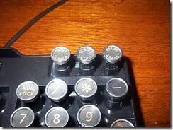 Weirdo Keys
