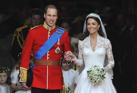 Prince William and Kate Middleton Royal Wedding Ceremony