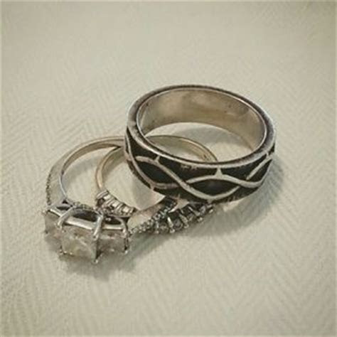 James Avery Accessories   Mens Crown Of Thorns Ring Band