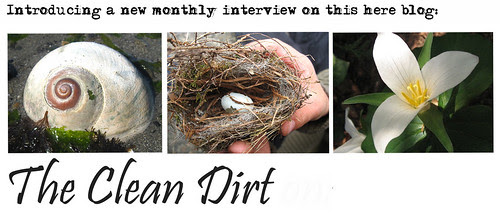 introducing clean dirt