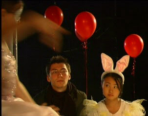 Production Photo 12 - Wiler and The Rabbit Watch The Ballerinas