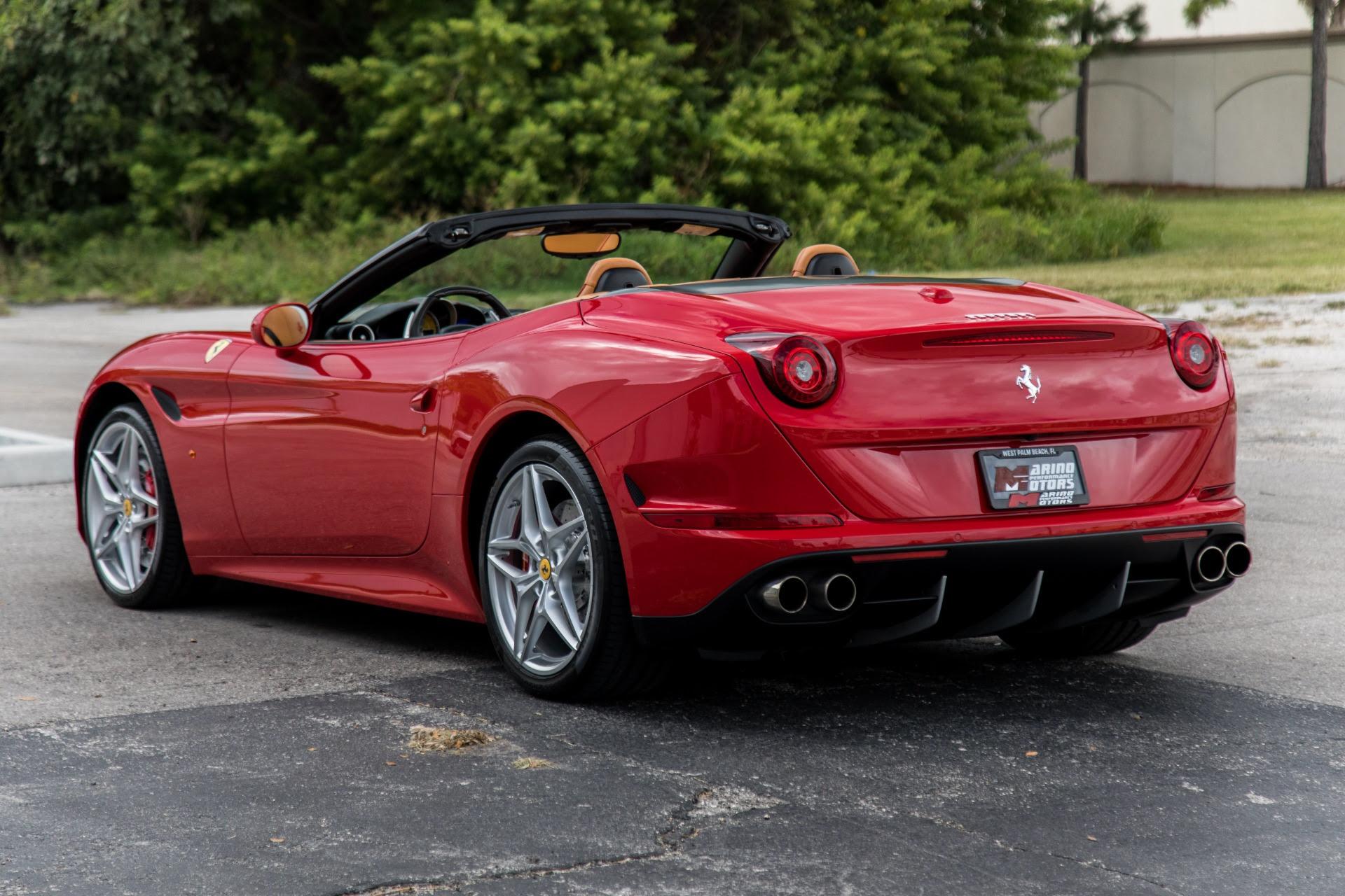 Used 2016 Ferrari California T For Sale ($149,900 ...