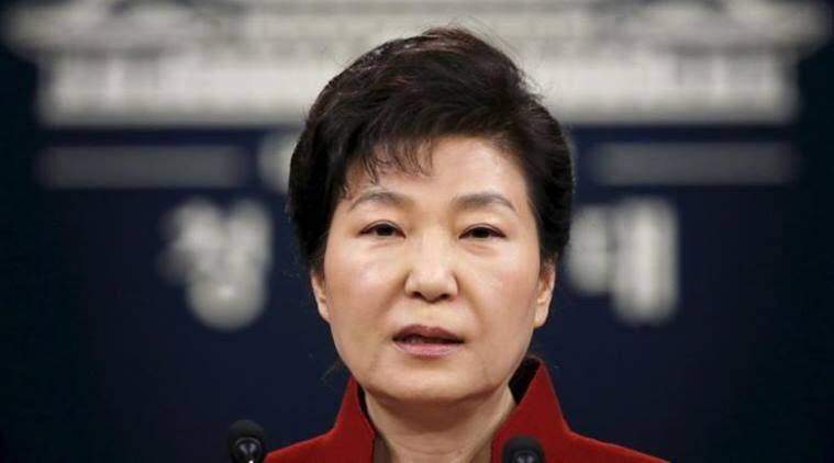 Image result for South Korea's Park Impeached