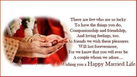 Wishing You A Happy Married Life Pictures, Photos, and