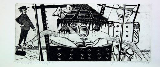 Resultado de imagen para en la colonia penitenciaria franz kafka