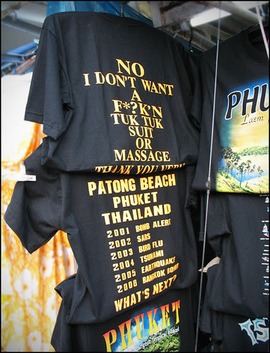 Dumbass Tourist Tshirts