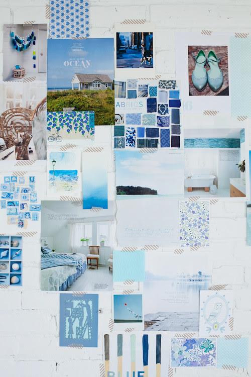 Color Me Pretty:  Ocean Blues