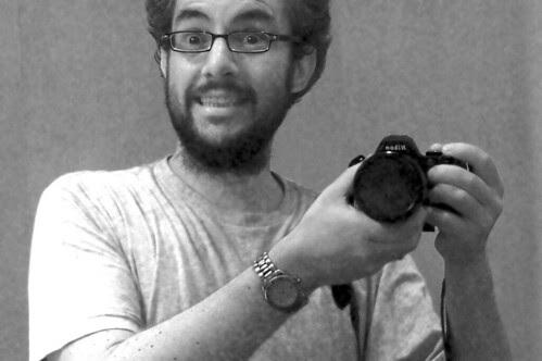 Cientifico loco descubre el ruido fotografico (365-48