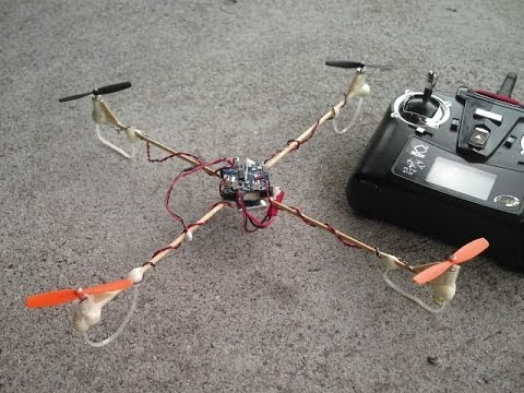 Remote Control Drone Banane Ka Tarika | Haga Fuso