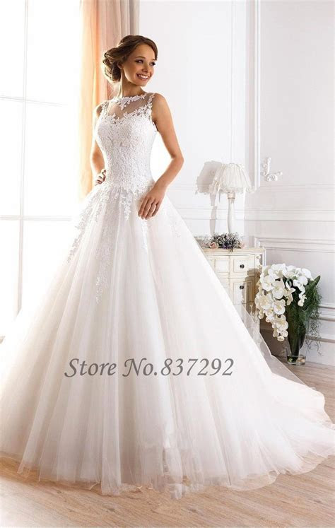 Vintage Cheap Lace Wedding Dress Made in China Vestido de