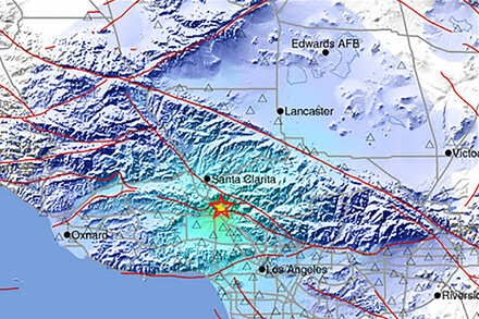 TREND ESSENCE:4.2-Magnitude Earthquake Hits Near Los Angeles