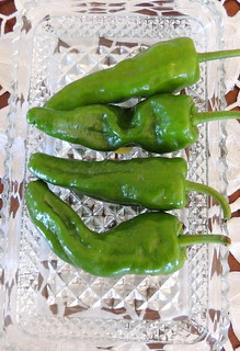 Padrone Chile Peppers