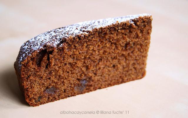 Triple ginger cake