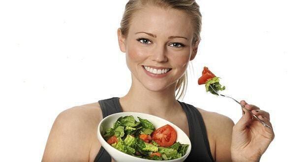 διατροφή για καύση θερμίδων