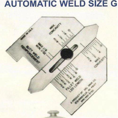 GAL Welding Gauges - Automatic Weld Gauge (Gal Gage ...