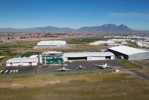 Execujet's Cape Town facility