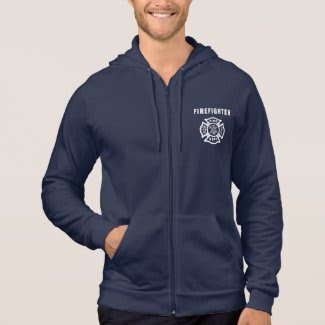 Firefighter Shirts, Hoodies and Jackets