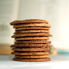 Molasses-Spice cookies