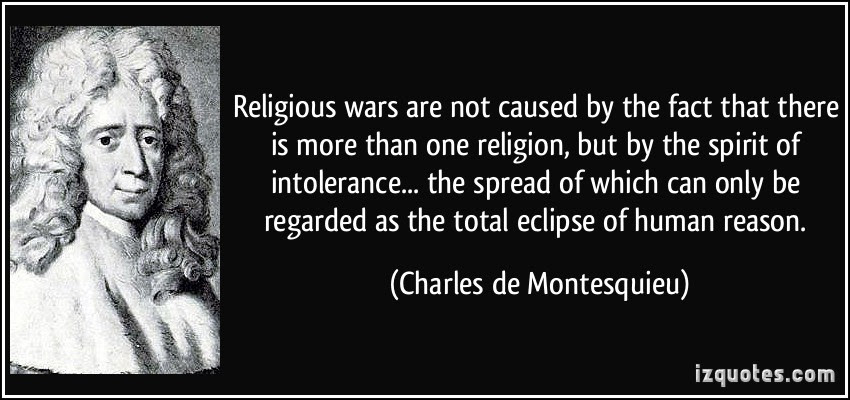 Quotes About Religion And War 64 Quotes