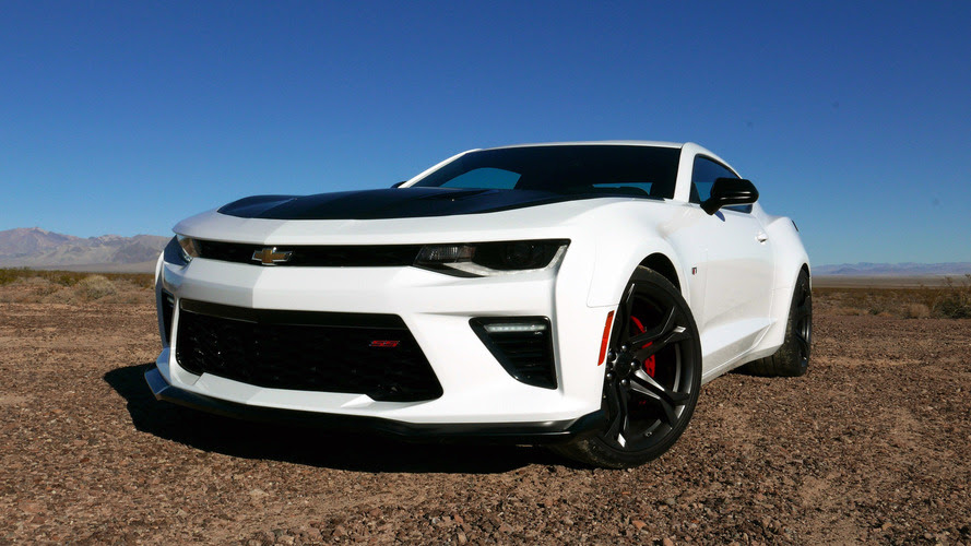 Chevy likes to talk about the Camaro V6 1LE being able to tackle the ...