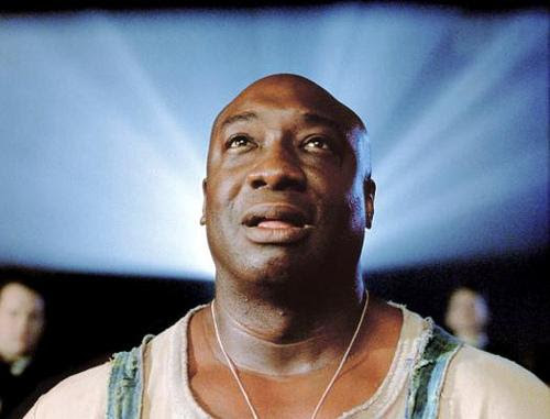 Michael Clarke Duncan in The Green Mile