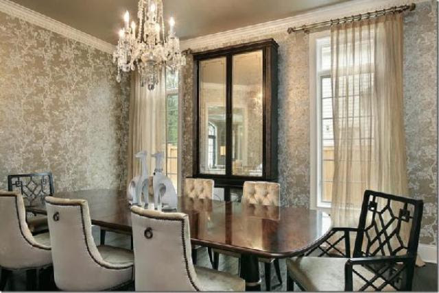 Modern Dining Room Decorating Ideas to Apply at Home | Beautiful ...