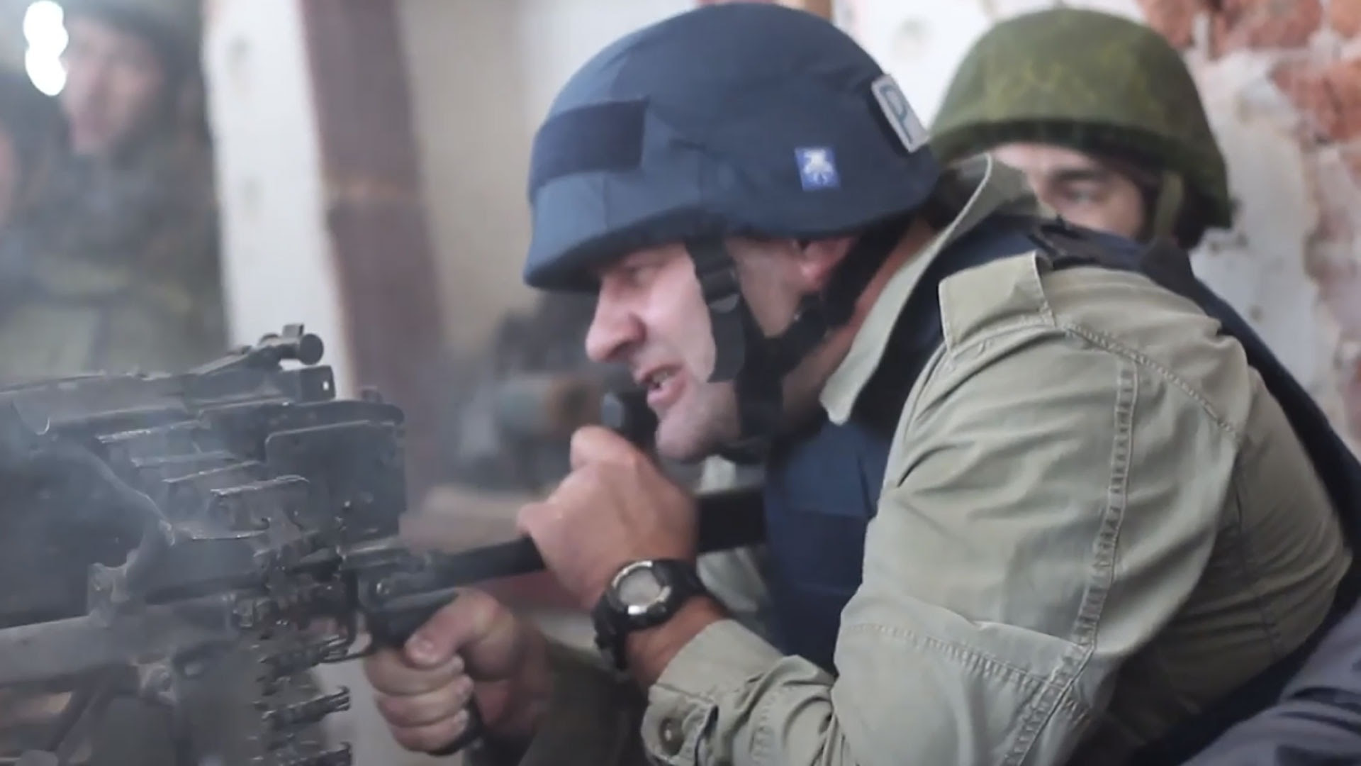 Russian action star in hot water after eastern Ukraine shooting