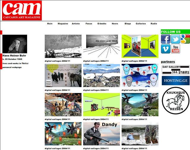 Caucasus Art Mag