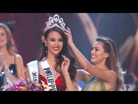 Miss Universe 2018 Crowning Moment Full