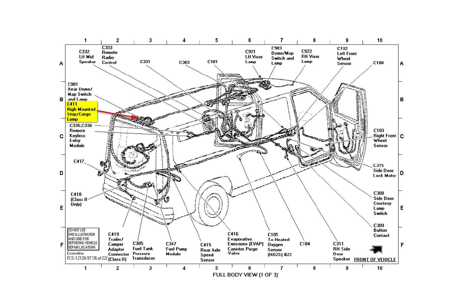 29 Ford E350 Rear Brake Diagram - Wiring Diagram List