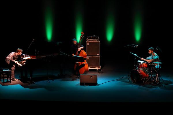 Marco Mezquida Trio