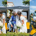 Pre-wedding Photos of a Nigerian Man And His American Bride Wed With Tricycle