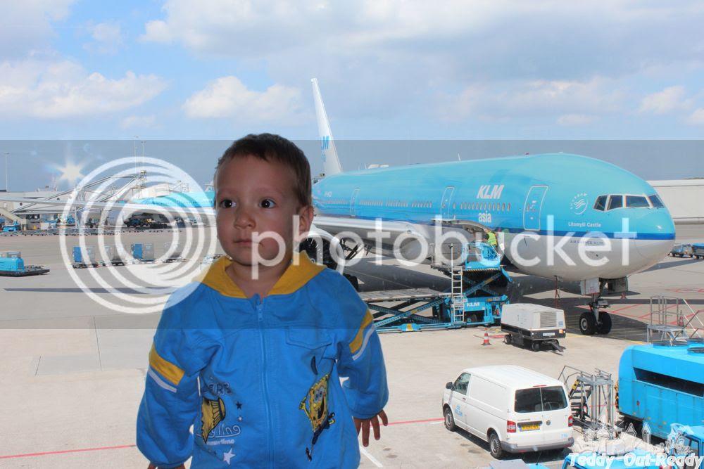 KLM Kinder