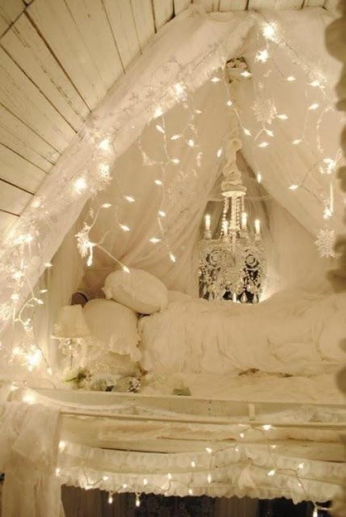 Decoration ideas - Romantic LED Lighting for Valentine's Day