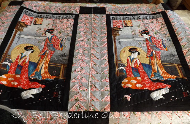 Ray's Oriental panels