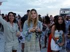 Sasha, Marquezine e mais famosos vão ao show de Ivete Sangalo