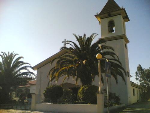 Capela de Nossa Senhora da Saúde, Ribas