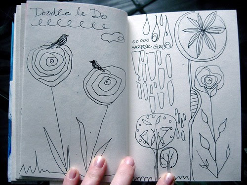Doodles in Pen