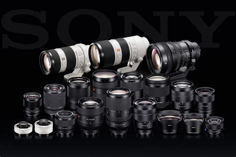 Sony Lenses   Daily Camera News