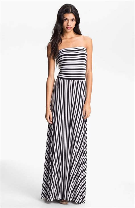 Strapless Dresses On Trend For Summer Wedding Guests, 2017